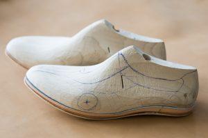 patroon orthopedische schoenen orthovandewiele