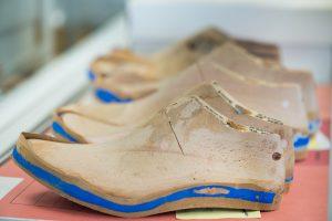leest orthopedische schoen orthovandewiele