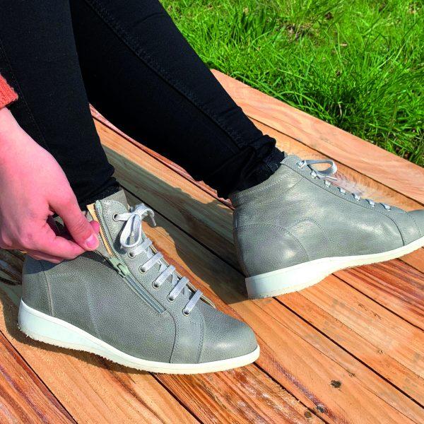 bottine sneaker