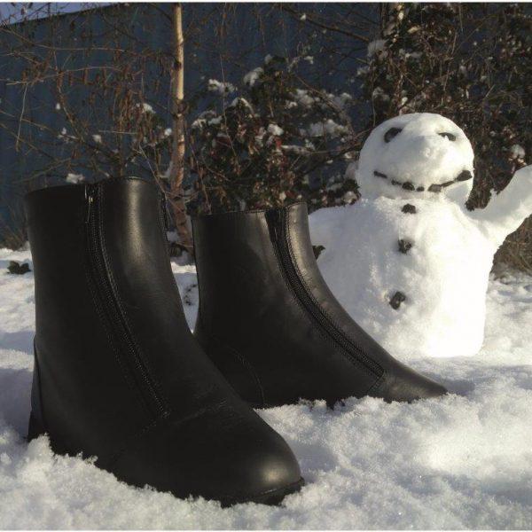 sneeuwman orthopedische snowboots