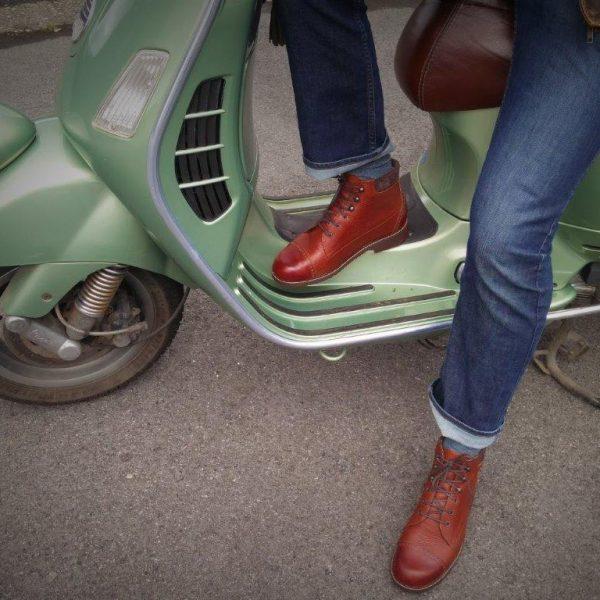 vespa orthopedische schoenen